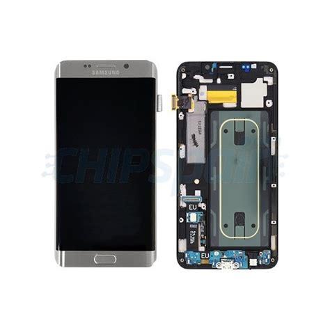 Samsung S6 Pulsa Screen Samsung Galaxy S6 Edge Plus G928f Silver
