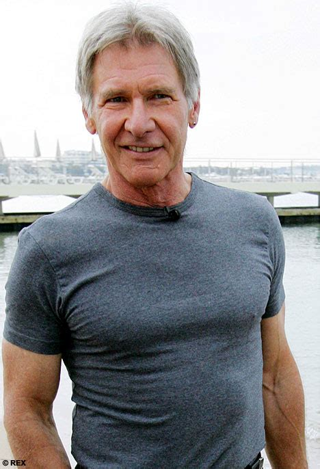 Harrison Buffs Up For Indy by Harrison Ford Www Pixshark Images