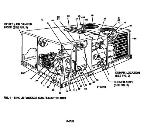 york furnace parts diagram york 90 furnace parts diagram