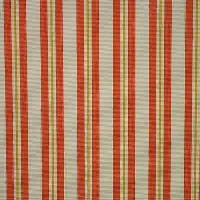 Ralph Fabrics For Home Decorating by Ralph Fabric Neptune Stripe Tangerine Ralph