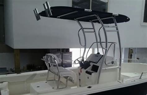 dolphin pro boat t top dolphin pro2 t top anodised frame w navy blue canopy