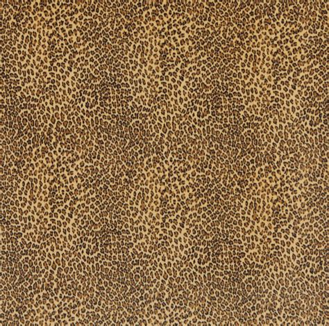 Upholstery Fabrics by E400 Cheetah Animal Print Microfiber Fabric