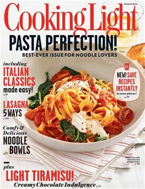 cooking light magazine recipes cooking light magazine march 2013 eat your books