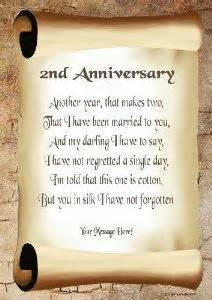 poems for 1st wedding anniversary 1000 ideas about anniversary poems on