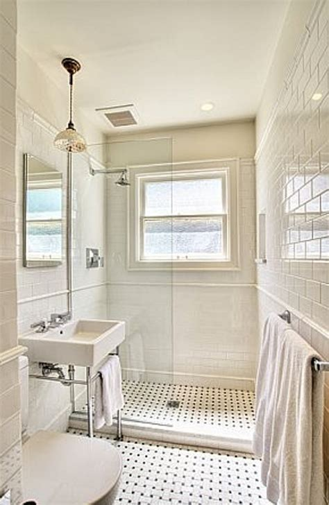 Classic Bathroom Design by Haute Indoor Couture Windows In Showers