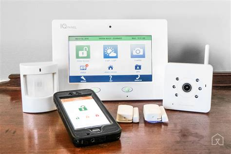 self monitoring home security system interesting best