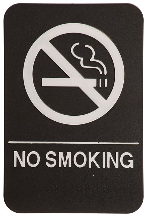no smoking sign black templates allstar awards trophies plaques and engraving for all