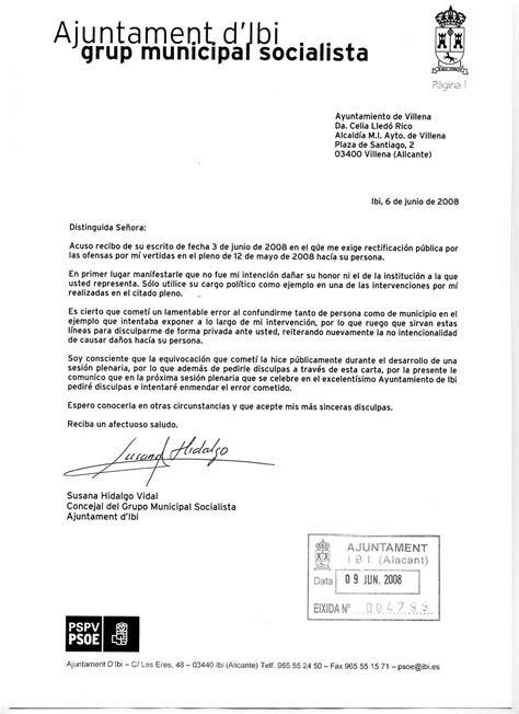 ejemplo carta de disculpa filosof 205 a pol 205 tica y derecho las cartas de disculpa