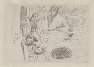 Coffee Table Photo Album Preparatory Sketch For Coffee Pierre Bonnard Tate