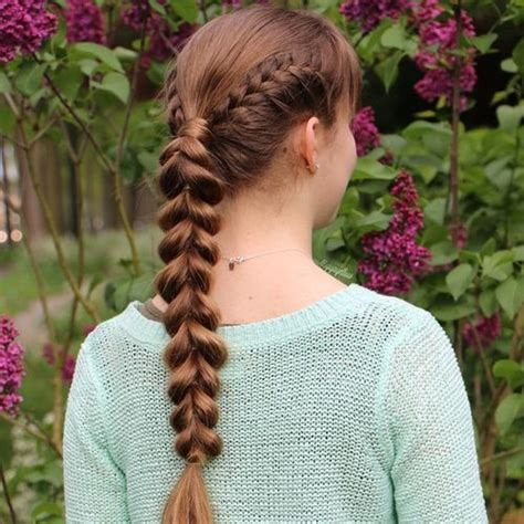 One Big Braid Hairstyles by 40 Two Braid Hairstyles For Your Looks