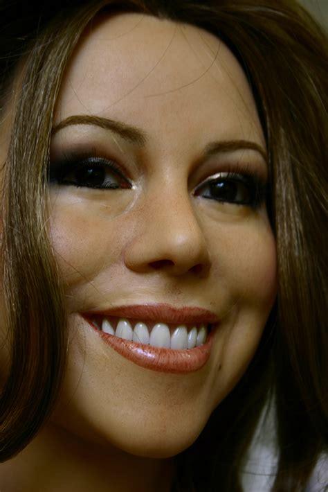 Mariah Carey Wade Waxworks