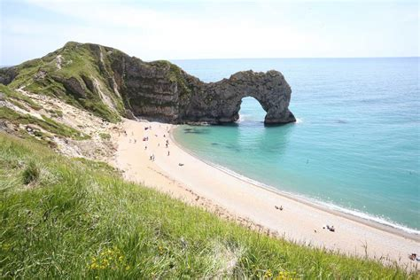 Swindon To Durdle Door by Bournemouth Dil Okullar箟 Away Academy