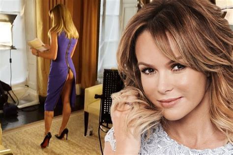 amanda holden s cheeky bum selfie paid homage to lady