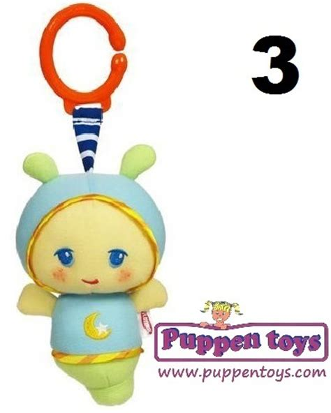 Kidsme Rattle Baby Worm T2909 2 worm colors baby rattle gloworld playskool juguetes puppen toys
