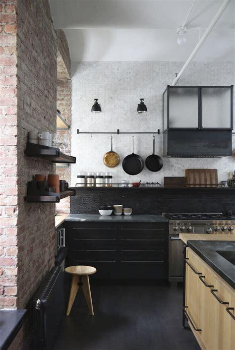 rugged rustic nyc loft  matt bear  union studio
