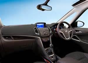 Vauxhall Zafira Tourer Interior Vauxhall Zafira Proves To Be A Potent Family Mpv