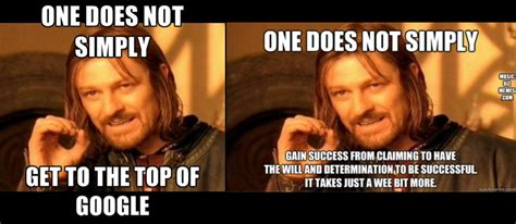 Boromir Meme - you don t say memes as part of online marketing