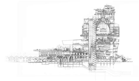 go section beautiful sections on pinterest architectural drawings