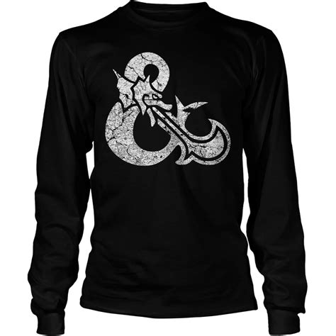 Sweater Dungeons And Dragons Logo dungeons and dragons shirt hoodie sweater longsleeve t shirt