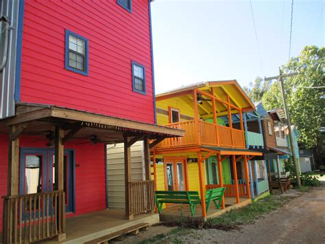 Colorful Cabins by Mississippi Muse Families Enjoy Funky Cabins At Neshoba County Fair Travel Buddy With Rich