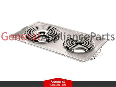 Jenn Air Cooktop Cartridges jenn air designer line cooktop stainless electric element