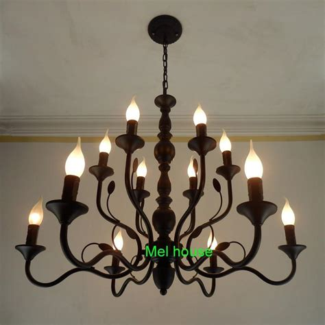 vintage wrought iron chandelier e14 luxury rustic wrought iron chandelier e14 candle black vintage antique home chandeliers for
