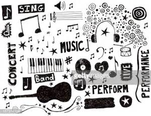 free lagu musical doodle doodles stock illustration getty images
