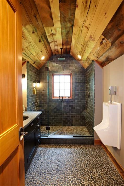 cave bathroom ideas ultimate cave and sports car showcase traditional