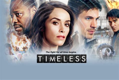 timeless nbc teases kripke s upcoming time travel series