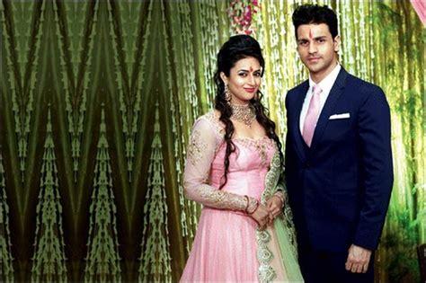 vivek dahiya new car real wedding of divyanka tripathi and vivek dahiya india