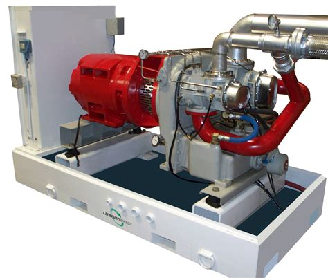 gas to electricity generator total flow generator rattler renewable energy
