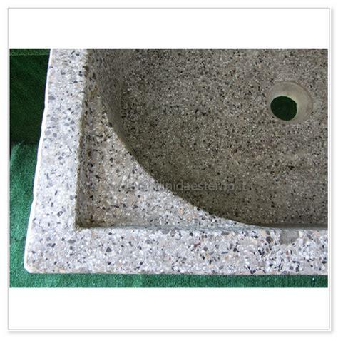 lavelli in graniglia per cucina lavello da giardino pilozzo in graniglia levigata 228