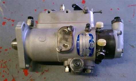 Perkins 4 108 Fuel Injection Pump