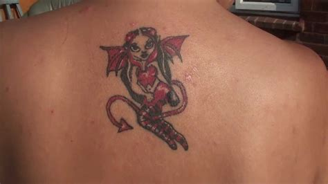 small devil tattoos tattoos