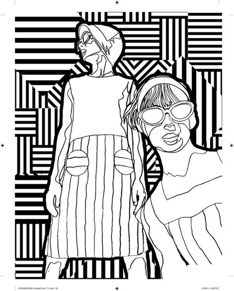 outside the lines coloring book high brow coloring books outside the lines