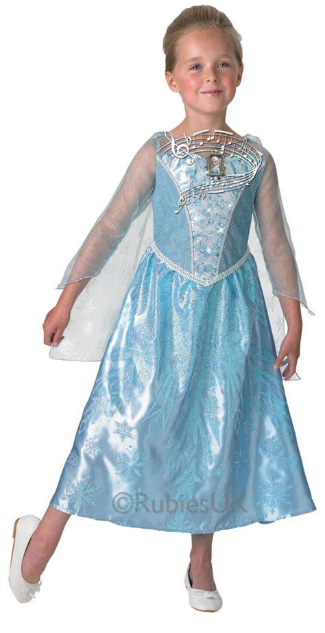 frozen light up dress musical light up elsa costume frozen fancy dress