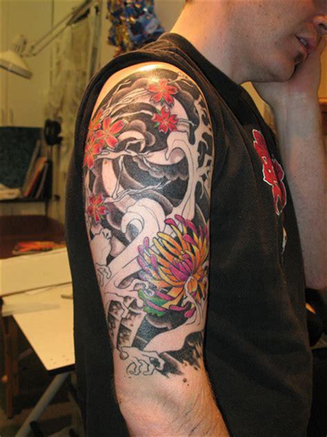 half sleeve tattoo images amp designs