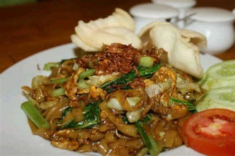 mie tek tek indonesian noodle pinterest borobudur