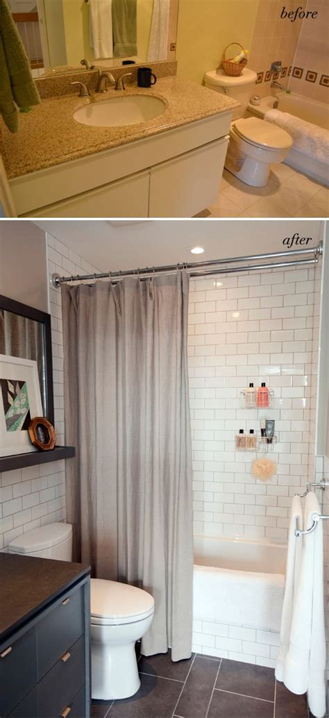 easy bathroom makeovers simple and classic bathroom makeover bathrooms