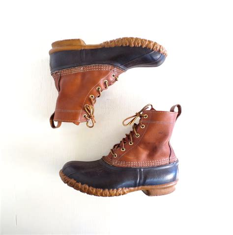 bean boots ll bean boots vintage bean boots boots size 8