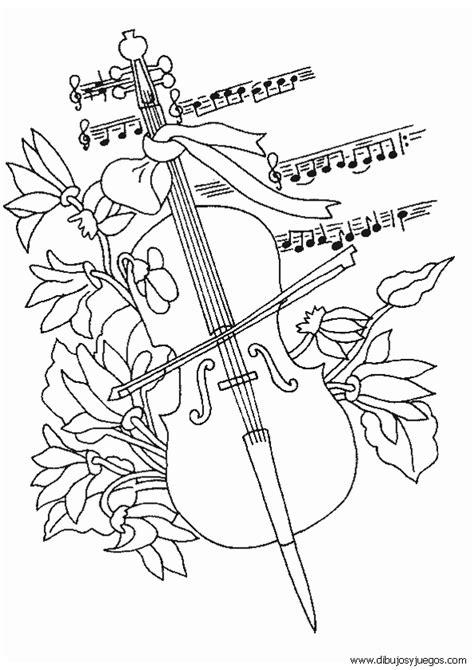 imagenes mandalas musicales dibujos instrumentos musicales 031 dibujos y juegos