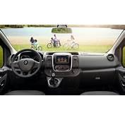 Design  TRAFIC Passenger Vans Renault UK