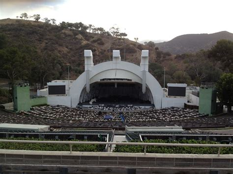 Hollywood Bowl Section M1 23 Images Hollywood Bowl