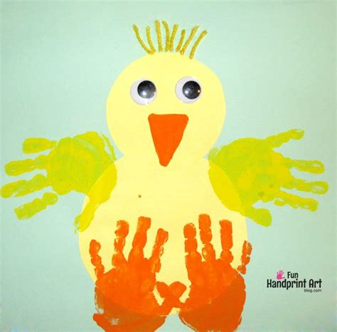 baby crafts handprint baby craft stories handprint