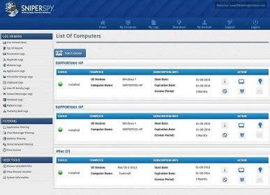 sniperspy full version sniperspy download remote desktop monitoring application
