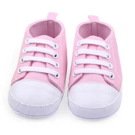 infant toddler canvas sneakers baby boy soft sole