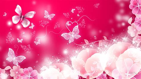 pink butterfly wallpapers top  pink butterfly