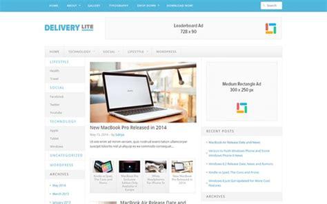 wordpress themes free zenith 30 amazing and free wordpress themes