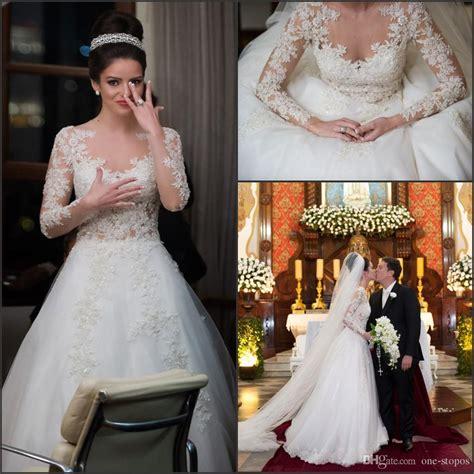 Ballgown Bridal Dress Pesta 19 www dhgate wedding dresses watchfreak fashions