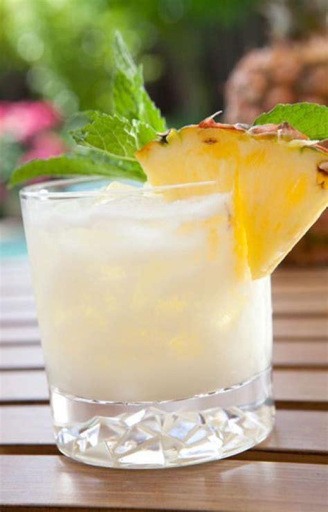 how to prepare malibu drink best 20 pineapple drinks ideas on